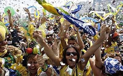 It's not just carnival: marketing in Brazil