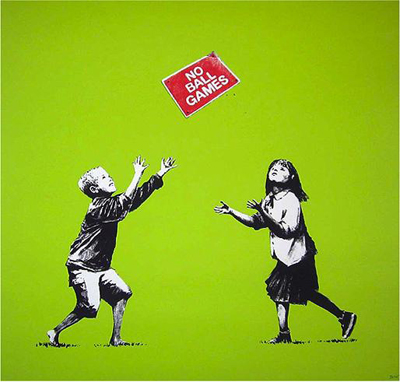 Steal Banksy - Art Series Hotels