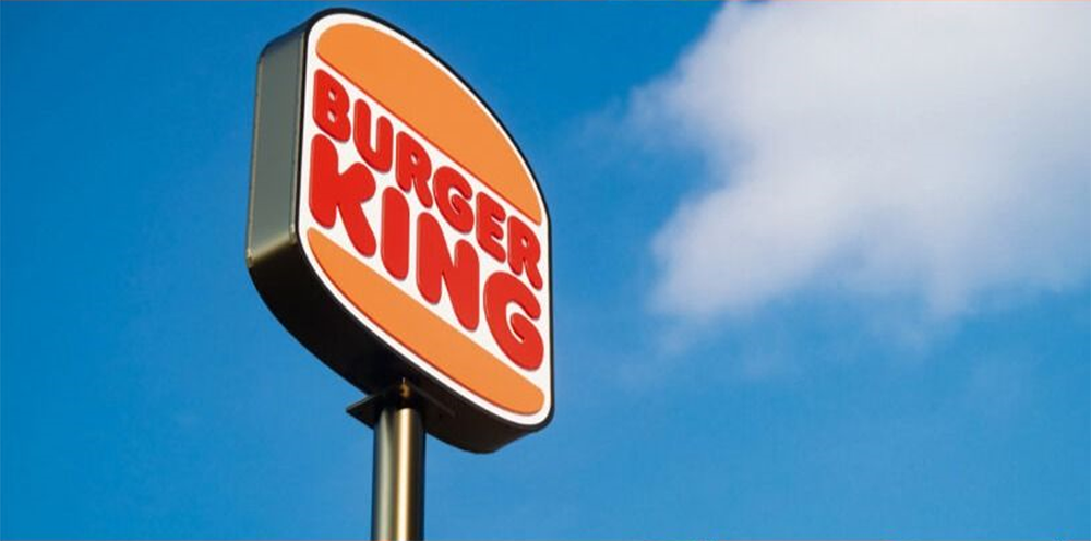 Burger King's new look drives results