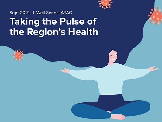 APAC is physically healthier but mentally struggling: study