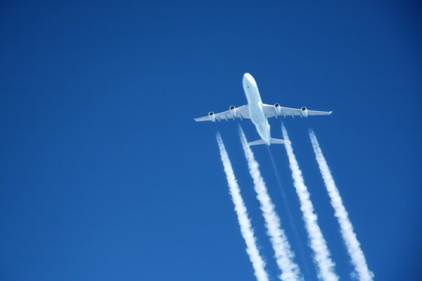 Dentsu aims to cut air travel by two thirds in pursuit of net zero targets