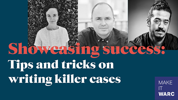 How to write a killer case study