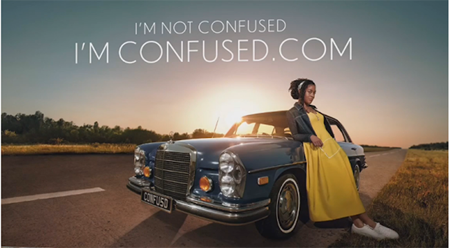 Confused.com doubled spontaneous awareness – but it took time