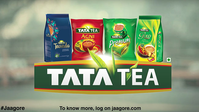 """The story behind Tata Tea's """"wake up"""" call to highlight national issues"""