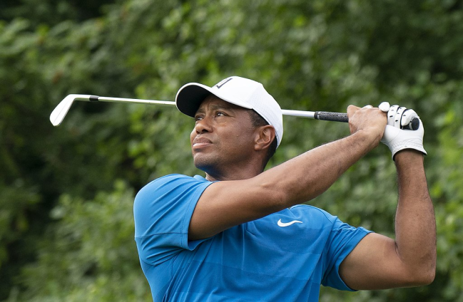 Golf is forced to consider a future without Tiger Woods