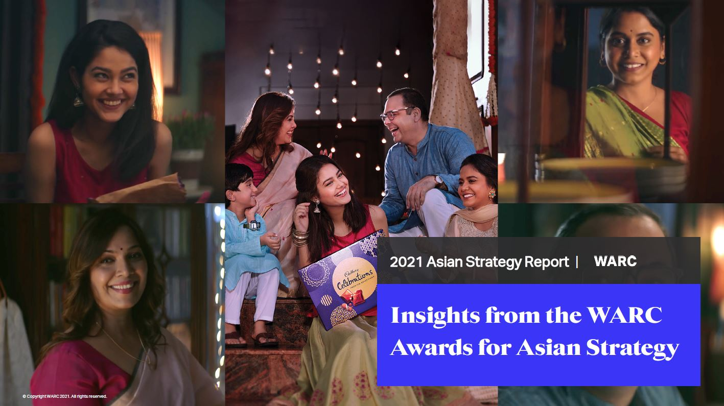 The strategic pursuit of profit with purpose is the driving force for effective marketing in Asia