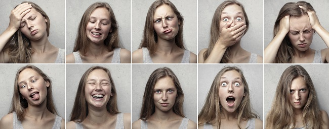 Viewers' facial expressions can indicate sharing potential for video ads