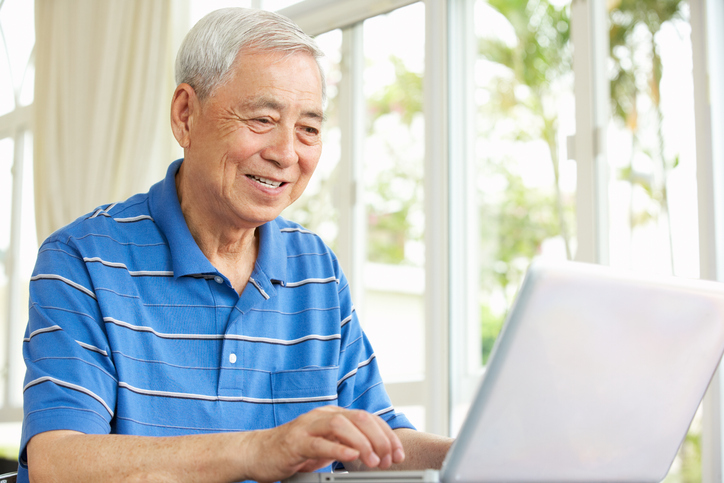 Senior Chinese consumers are digitally engaged