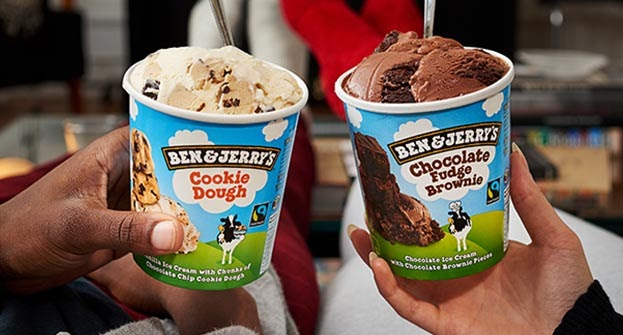For Unilever, opposition with Ben & Jerry's is the point