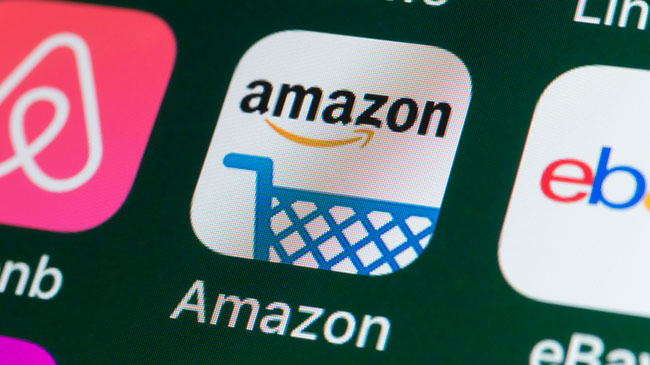 Amazon seeks edge linking online ads to in-person purchases