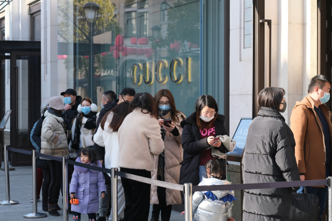 Chinese consumers' role in the future of global luxury