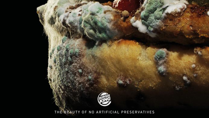 Moldy Whopper: How Burger King broke the internet