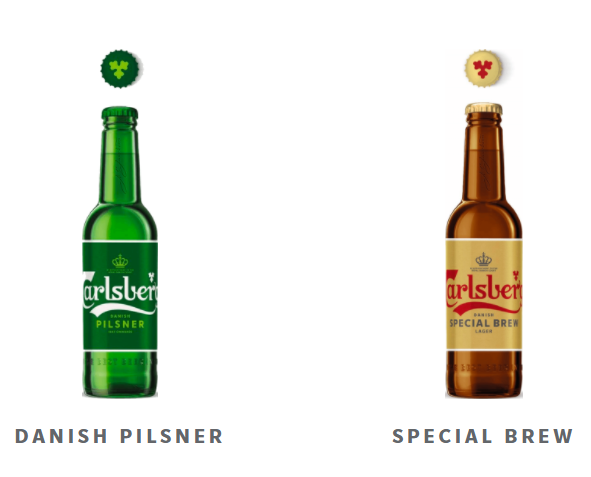 Carlsberg beer toasts with biggest share of voice: report