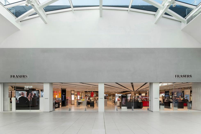 Frasers unveils a department store for the future