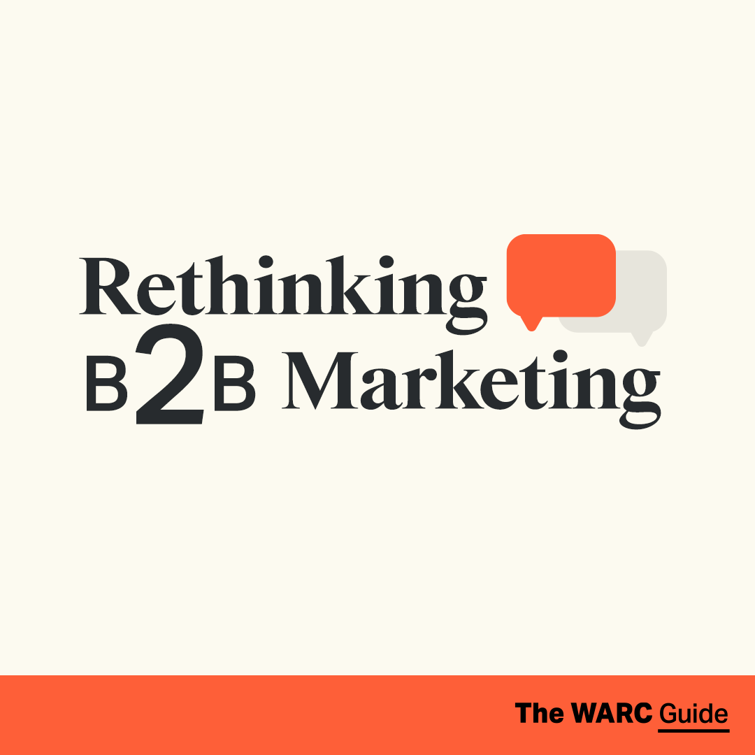WARC Guide to B2B