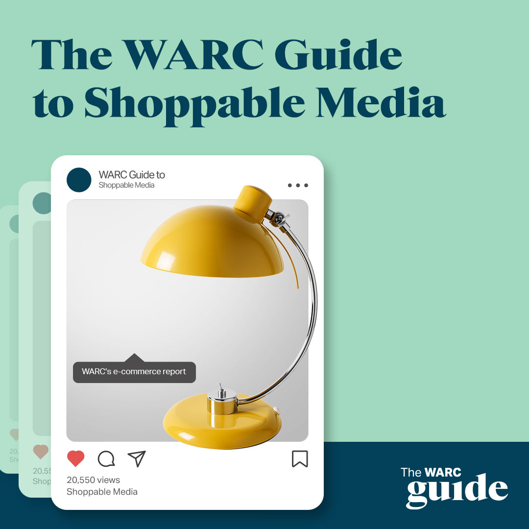 WARC Guide to Shoppable Media