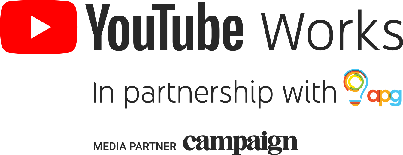 YouTube Works for Brands logo