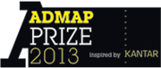 admap prize sponsored by Kantar