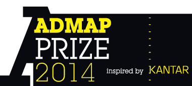 The Admap Prize 2012