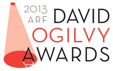 ARF David Ogilvy Awards 2012
