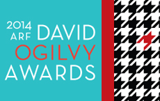 ARF David Ogilvy Awards 2014