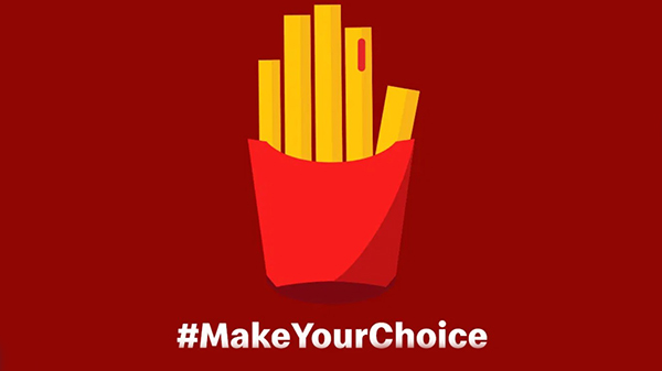 McDonald's: #MakeYourChoice