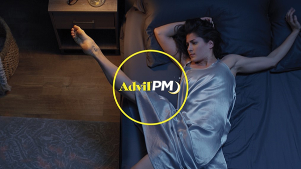 Advil PM: The Bedtime Dance