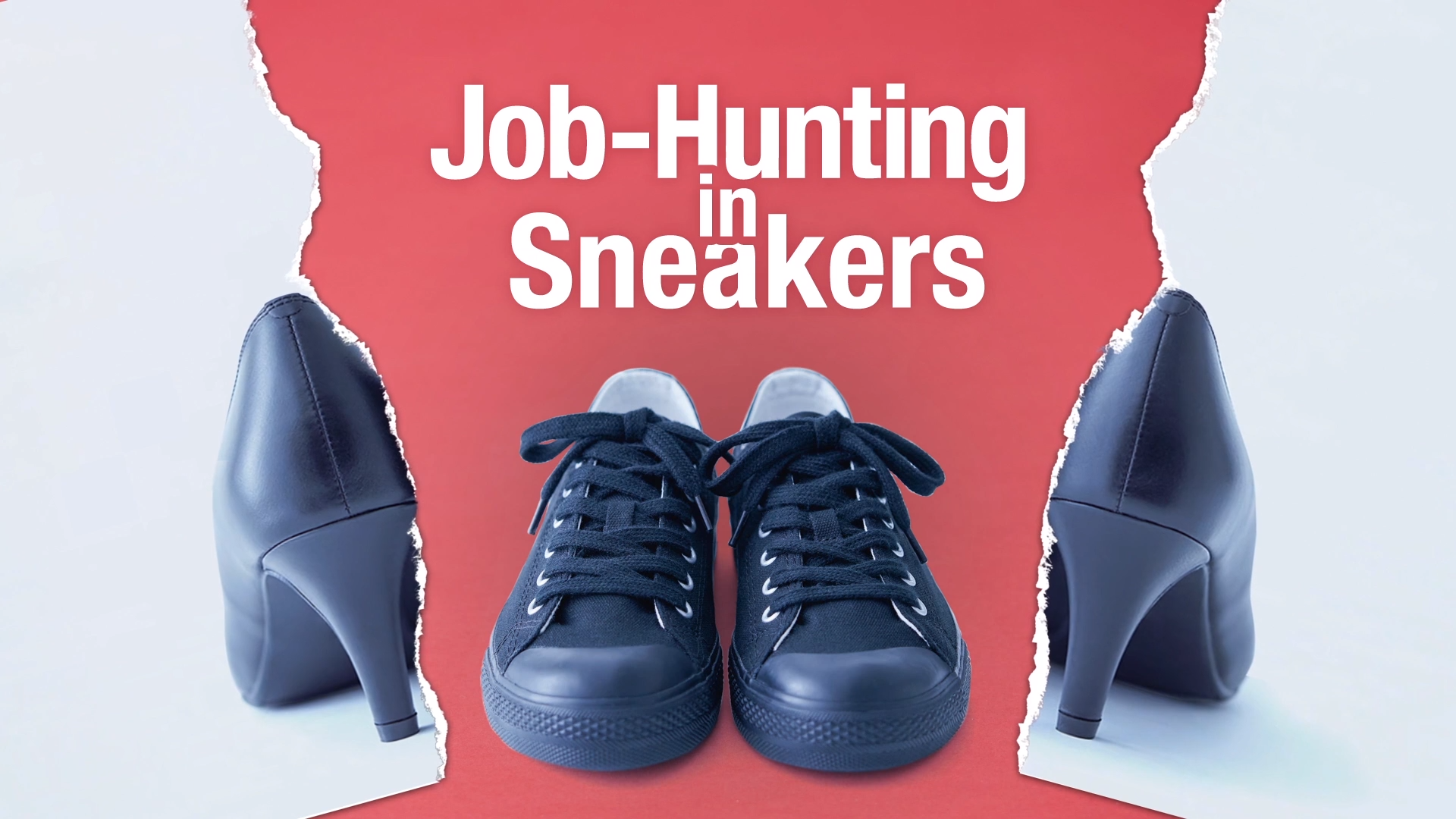 Job-Hunting in Sneakers