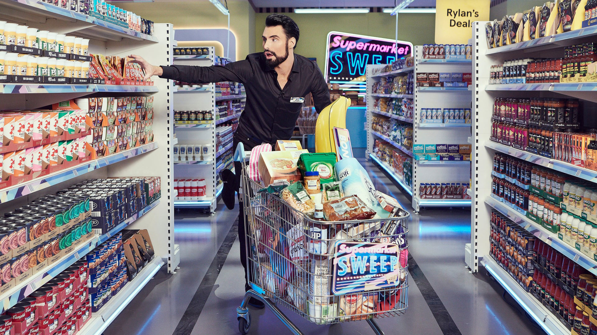 Bringing back supermarket sweep