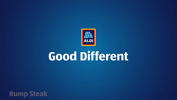 ALDI Good Different