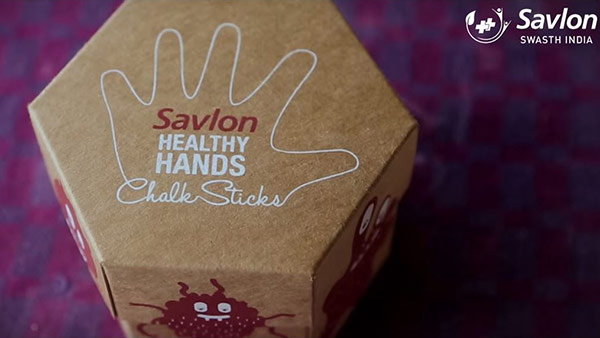 Healthy Hands Chalk Sticks