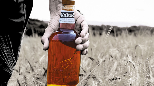 Naked Grouse Rebrand
