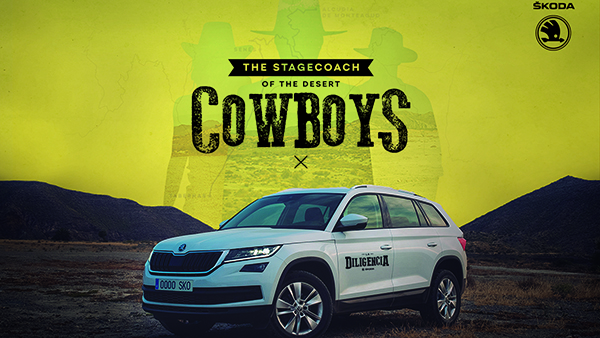 The Stagecoach of the Desert Cowboys