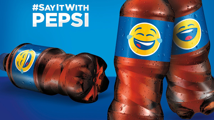 #Say It With Pepsi