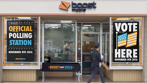 Boost Mobile: Boost Your Voice