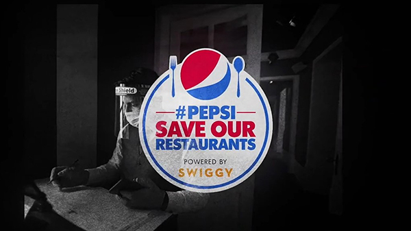 Pepsi: A fundraising initiative to provide 2.5 million meals In India