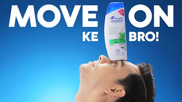 Head & Shoulders: #MoveonBro