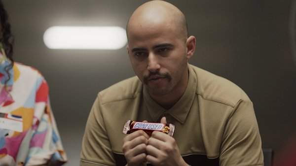 Snickers: Hunger Support Campaign