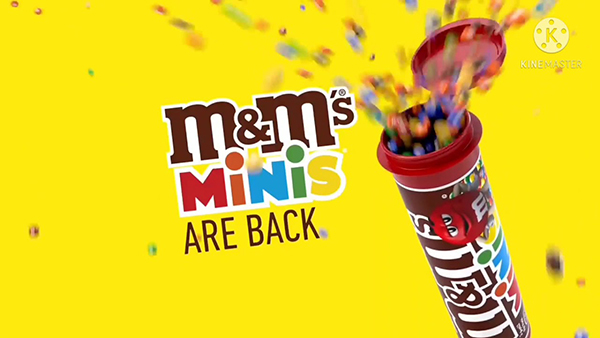 M&M's: Minis Are Back