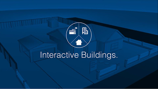 Interactive Buildings