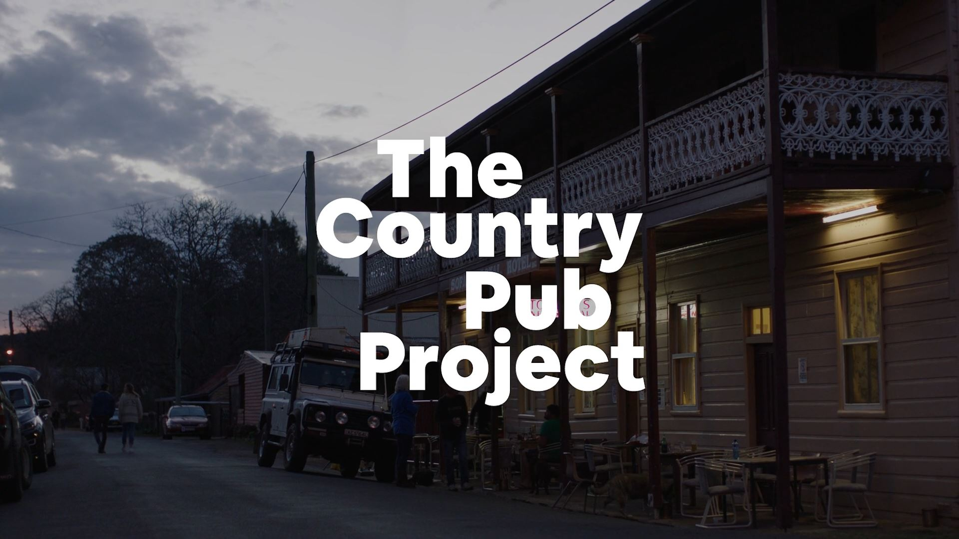 The Country Pub Project