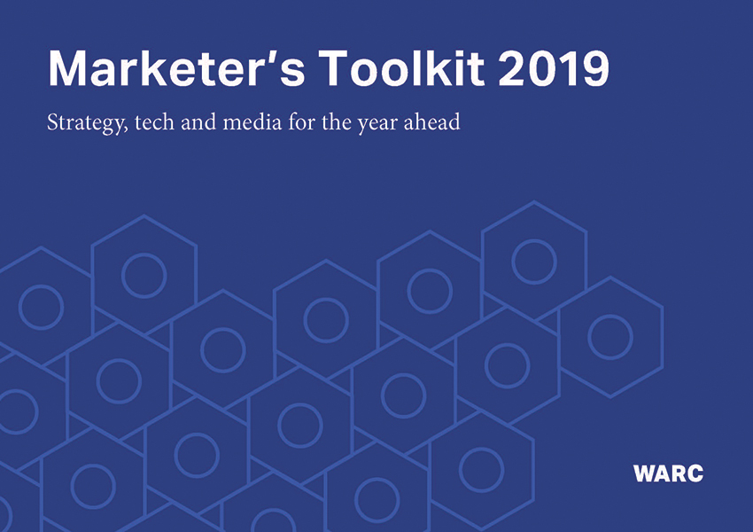 WARC's Marketer's Toolkit 2019