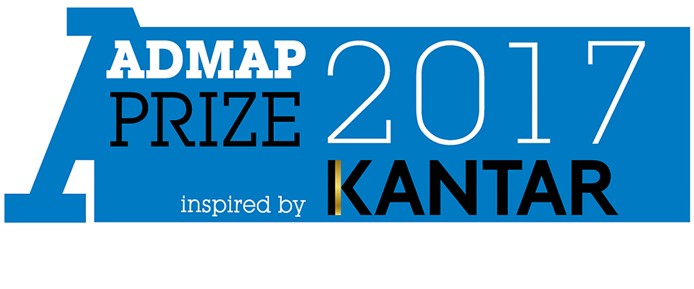 The Admap Prize 2016