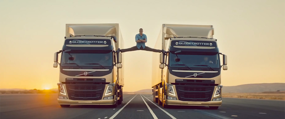 Volvo Trucks: Live test series