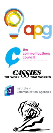 APG UK, Communications Council, CASSIES, Cannes