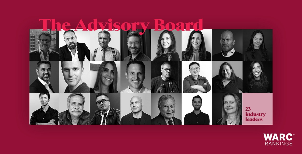 WARC Rankings Advisory Board
