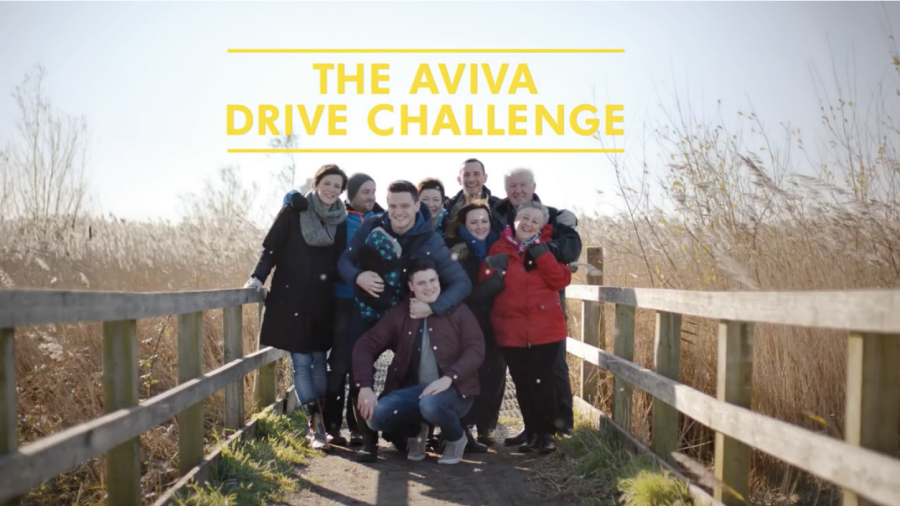 Aviva - Making roads safer