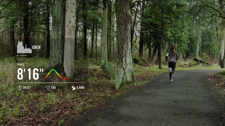 Nike - Pace Station