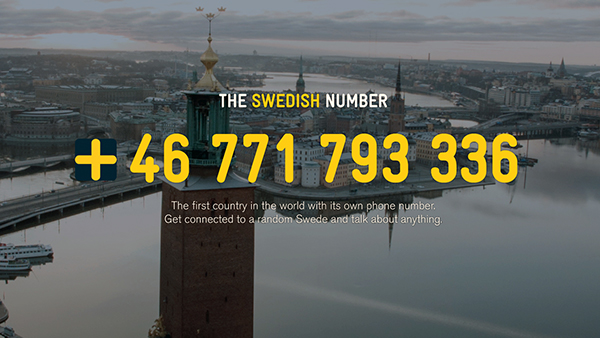 Swedish Tourist Association: The Swedish Number