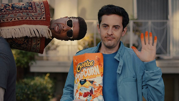 Cheetos: Can't Touch This